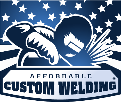 Affordable Custom Welding Logo